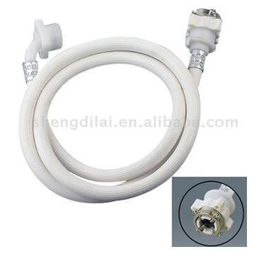 washing machine inlet hose leaking