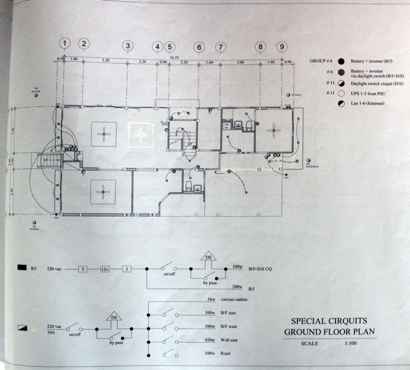 Total Electrical Cost For A New House Build The