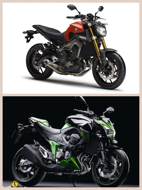 2014 yamaha fz 09 847cc triple motorcycles in thailand for Yamaha motorcycles thailand prices