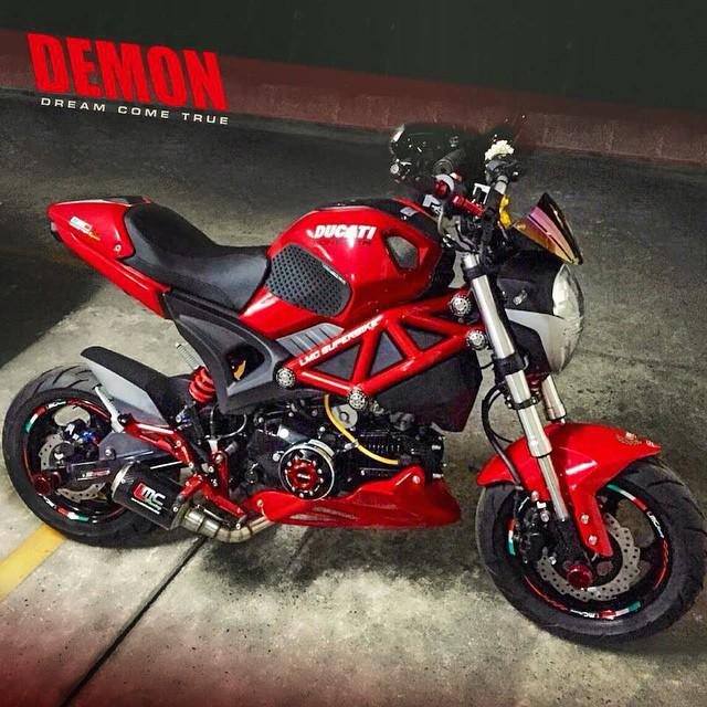 Who Makes Honda >> Ducati Demon info - Motorcycles in Thailand - Thailand ...
