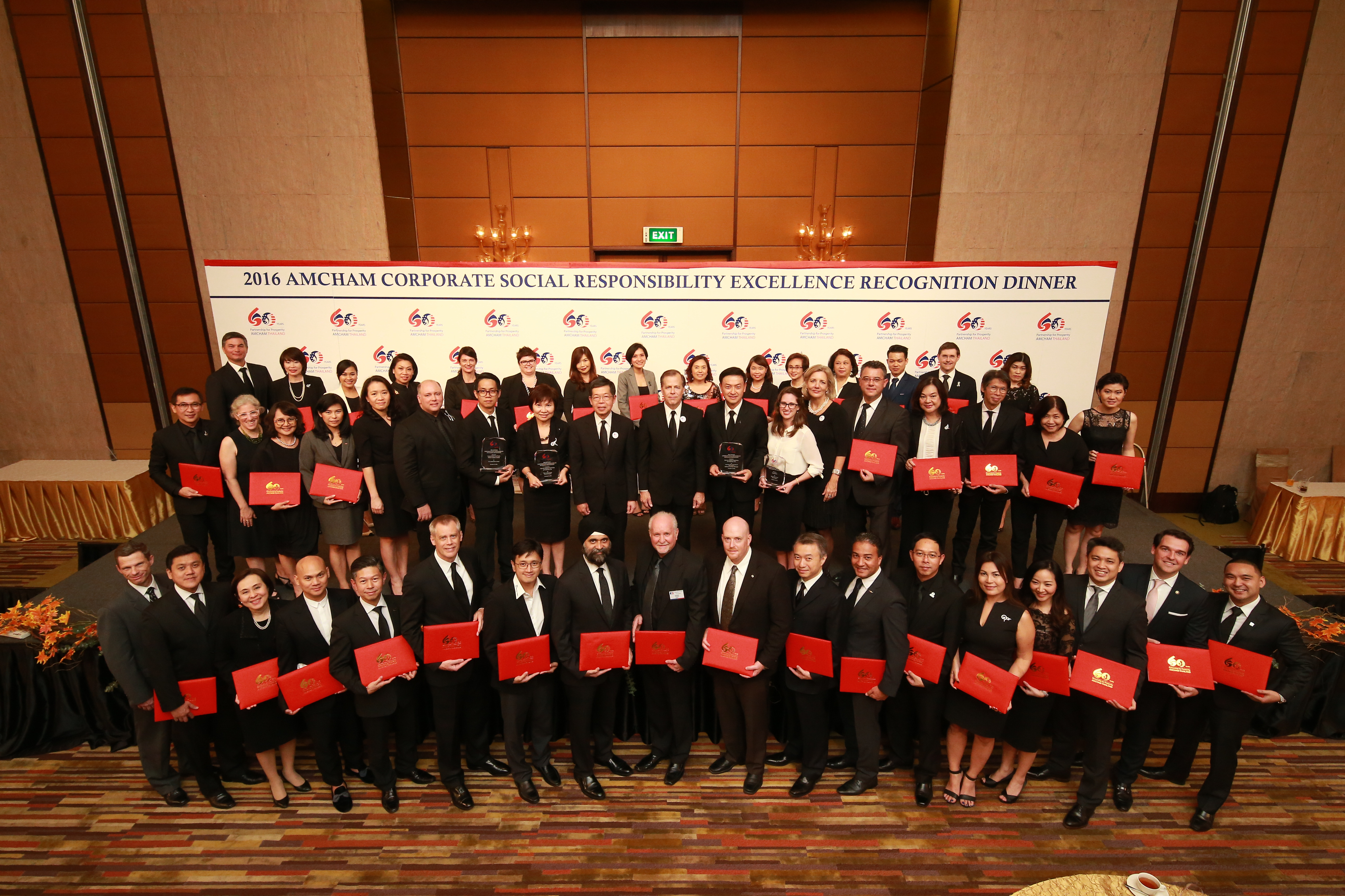 American chamber of commerce thailand honours 62 companies for American chambre of commerce