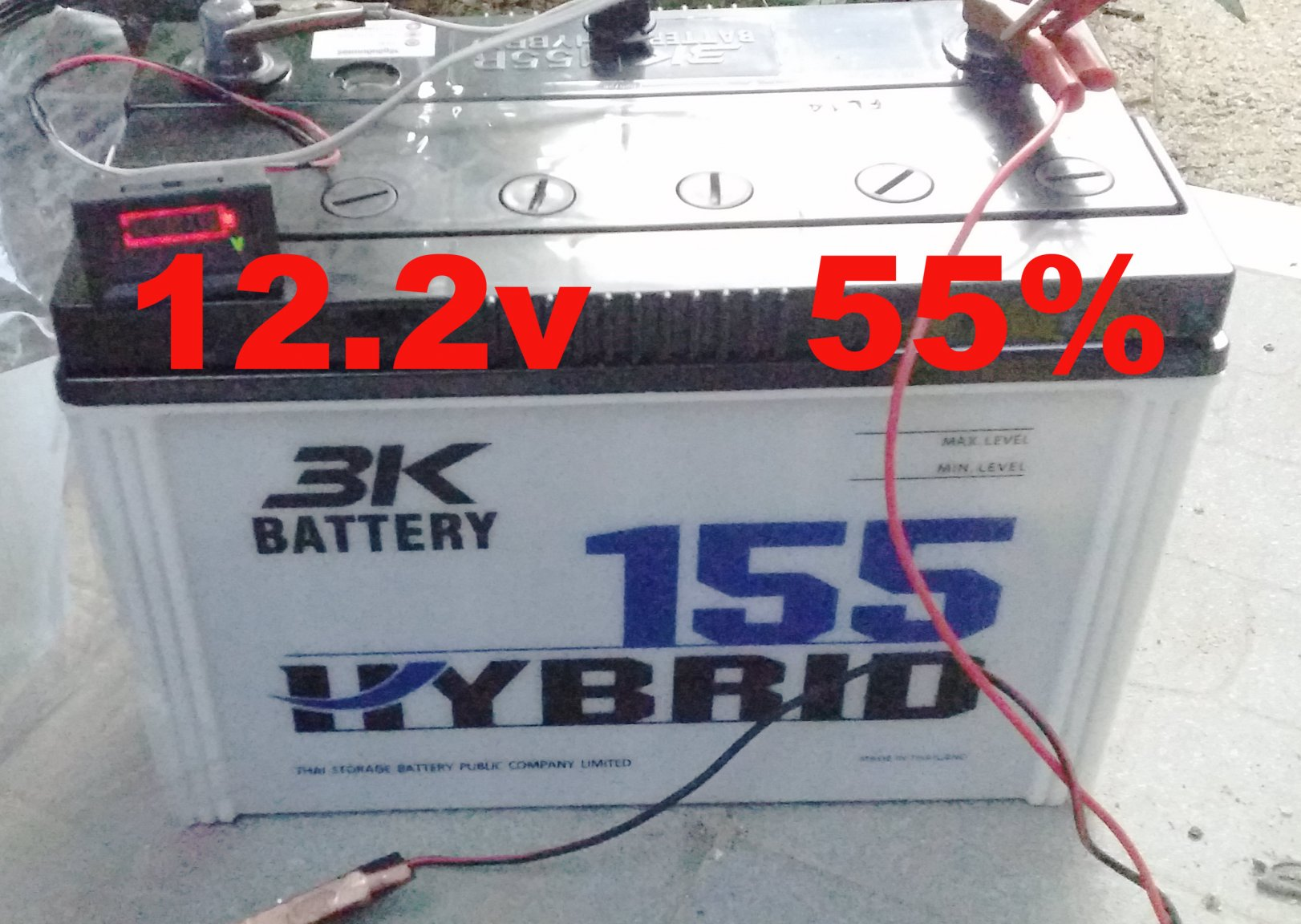 Car Battery Cca Too Low