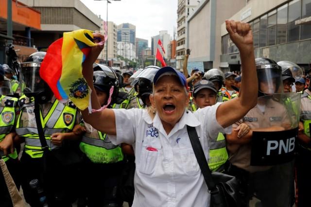 Trump advisor meets with key critic of Venezuela's Maduro