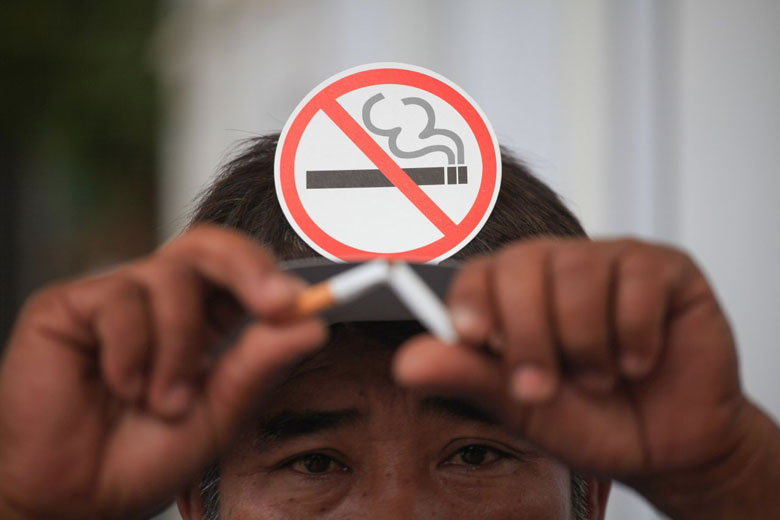 World No Tobacco Day today