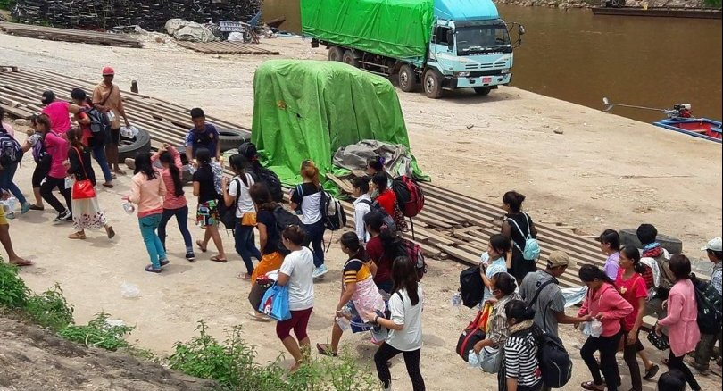 Thailand: 60000 workers flee over new labour laws