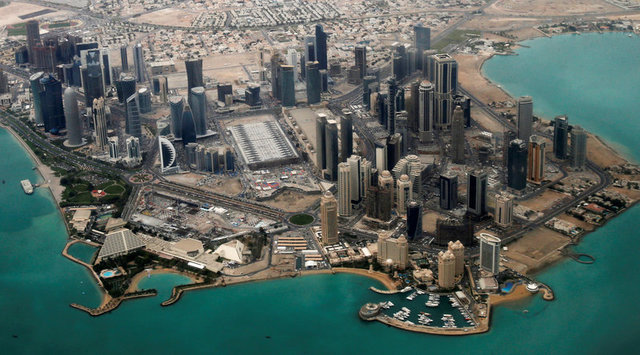 Qatar hit by ratings downgrade over blockade crisis