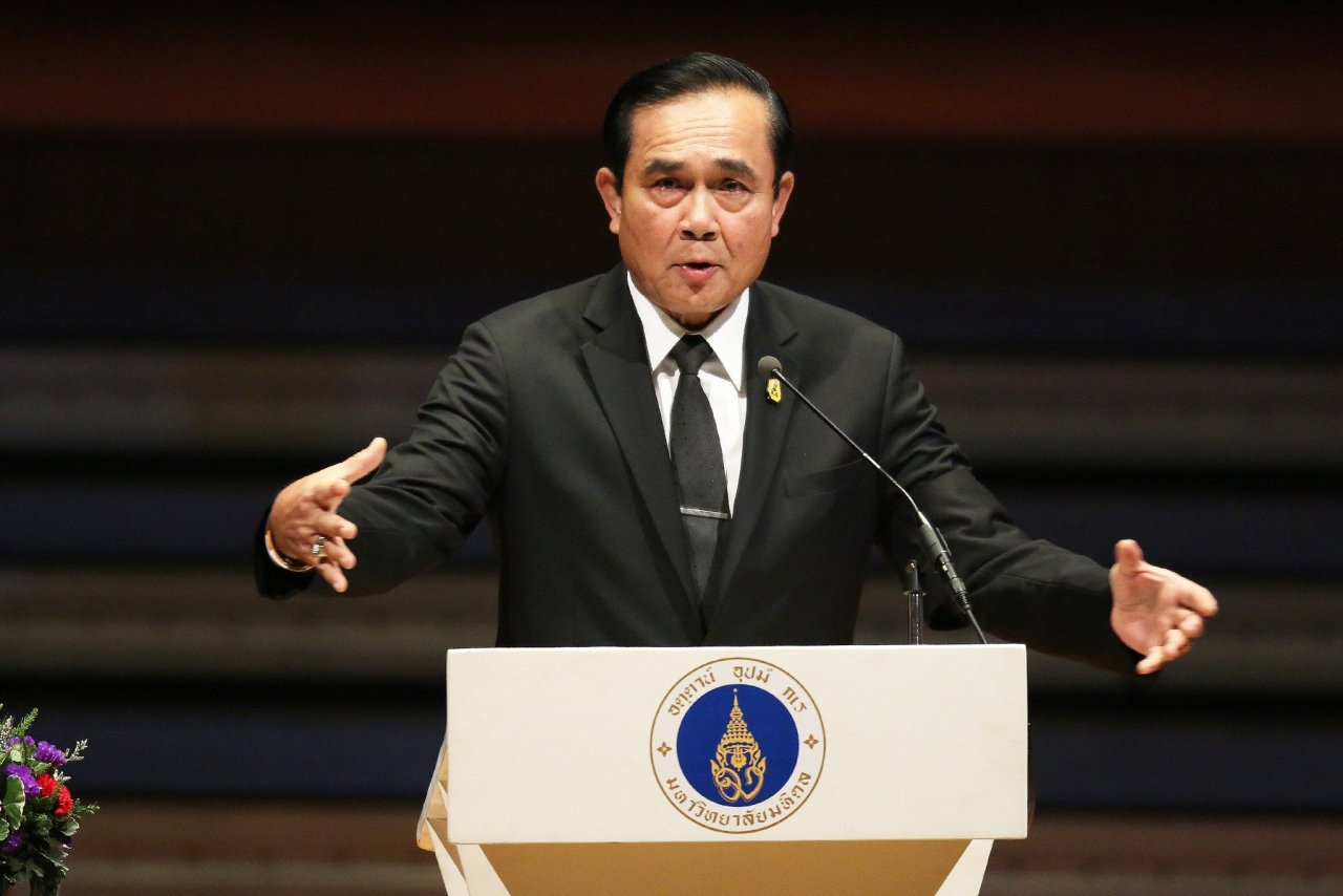Thailand postpones enforcing new labour law