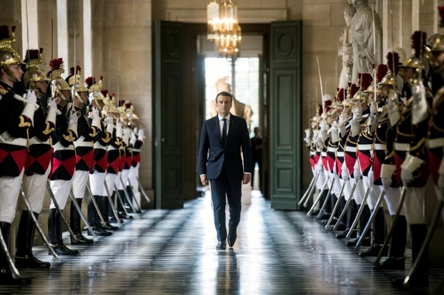 Macron Returns to Mali for Security Summit