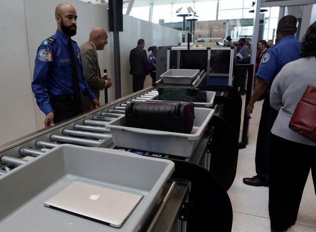 Abu Dhabi airport exempt from U.S. ban on laptops