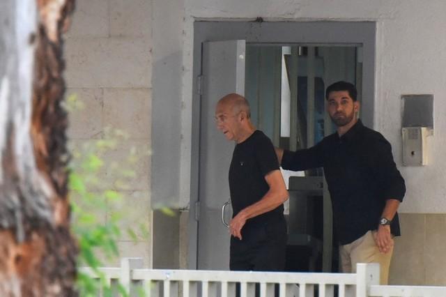 Former Israeli Prime Minister released from prison
