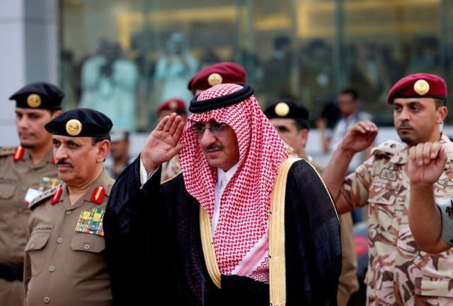Saudi king's son plotted to oust rival cousin