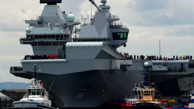UK downplays South China Sea deployment