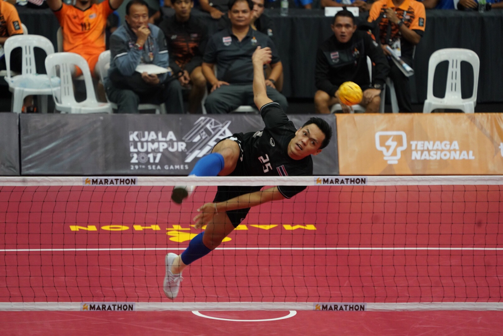 Women's Sepak Takraw Team Walks Out of SEA Games Match Against Malaysia