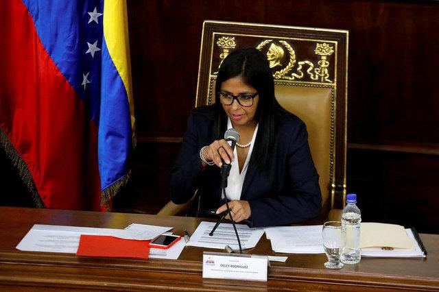 Venezuela's Constituent Assembly assumes legislative power