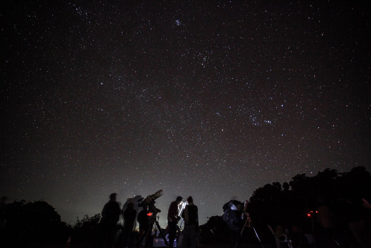 Zipping through the heavens, the Perseid meteor shower peaks this weekend