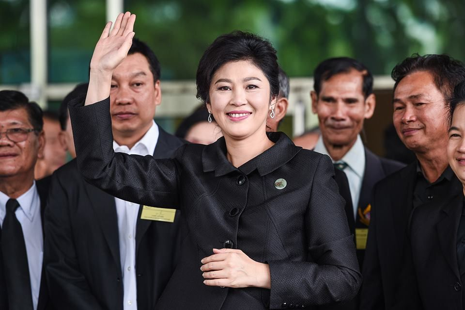 Ex-PM 'may have fled Thailand' after failing to attend trial verdict