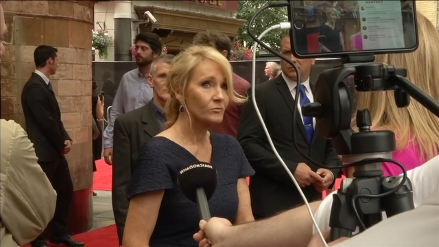 JK Rowling Apologizes For Falsely Saying Trump Ignored A Disabled Boy