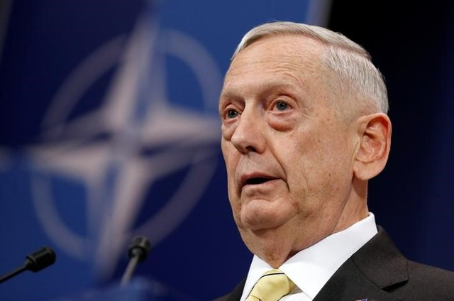 General James Mattis Allows Transgender Troops To Continue Serving