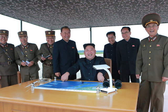 Kim Jong Un: August 29 missile test 'prelude to containing Guam'