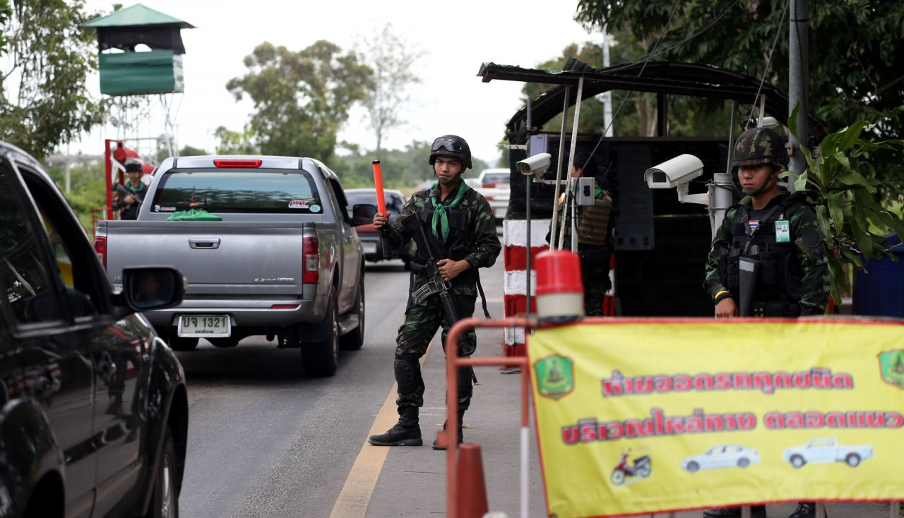 Army Rangers Killed in Explosion in Southern Thailand