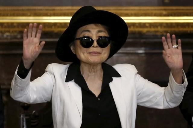 Yoko Ono forces beverage company to rebrand 'John Lemon' drink