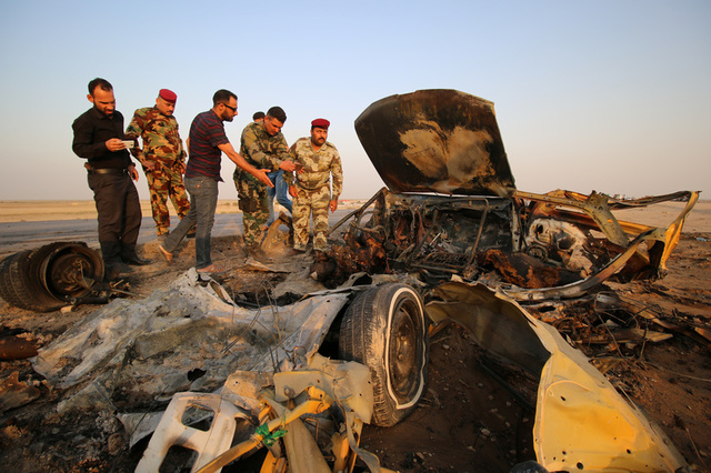 Islamic State Claims It Carried Out Deadly Attack in Southern Iraq