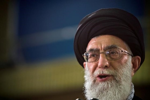 Iran's Khamenei Warns Against 'Wrong Move' On Nuclear Deal