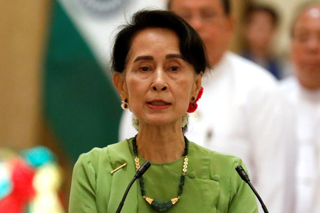 Aung San Suu Kyi to be stripped of Freedom of Oxford