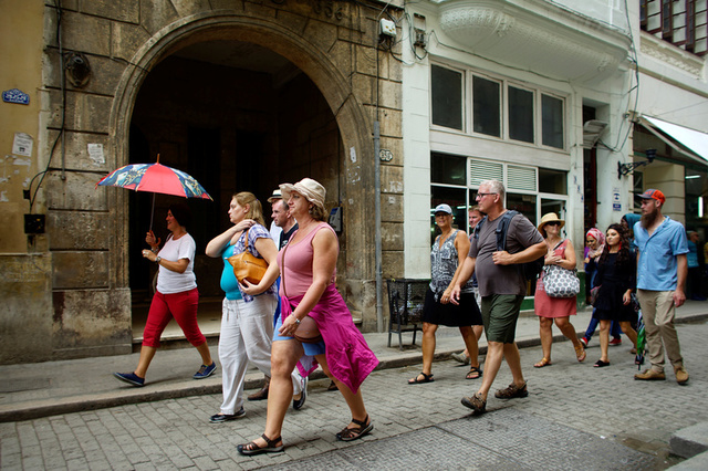 US State Department Issues Cuba Travel Warning