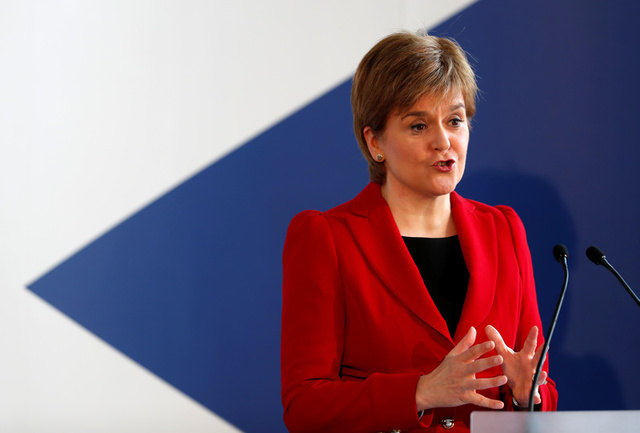 We'll pay to help European Union citizens stay, insists Nicola Sturgeon