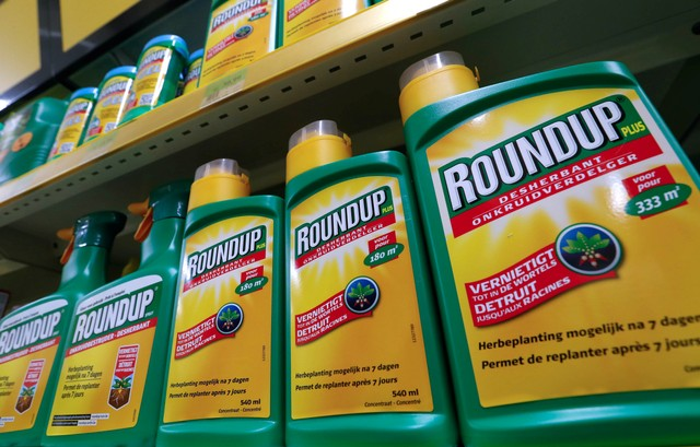 European Union extends approval for glyphosate weed killer