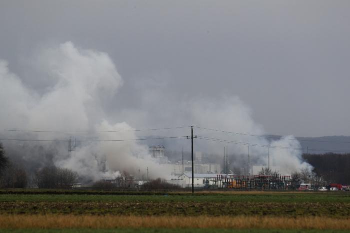 Austria Gas Explosion: Major European gas pipeline hub fully operational now