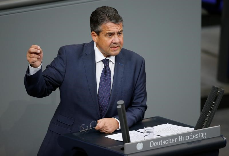 German FM Suggests Brexit Model for Relations with Turkey, Ukraine