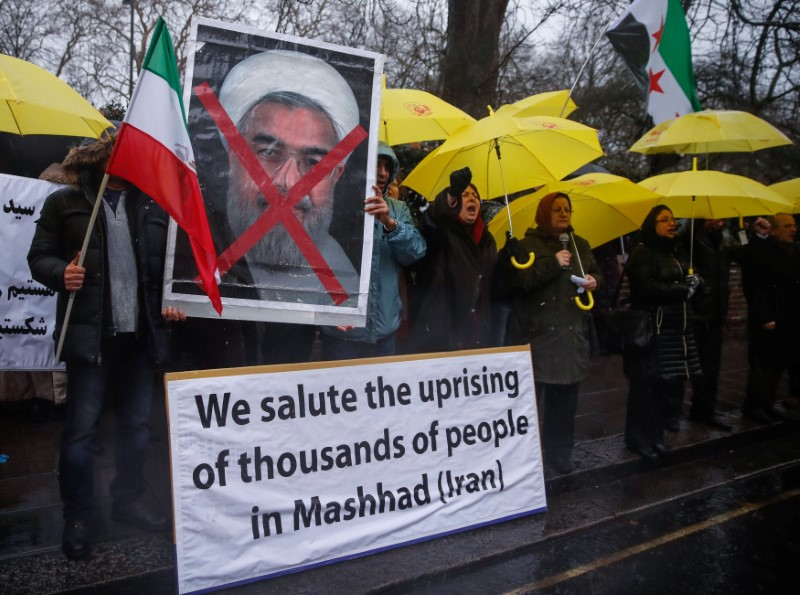 Nine more dead as violent Iran protests continue over price of food