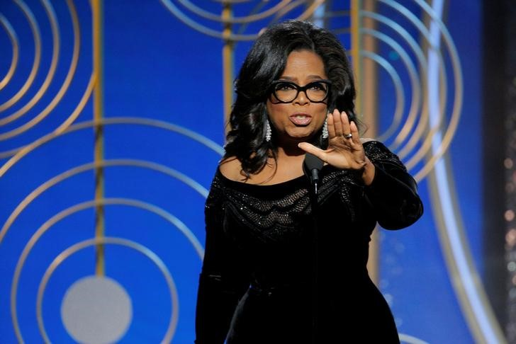 Oprah is following the path of 'a very traditional candidate — Chris Cillizza