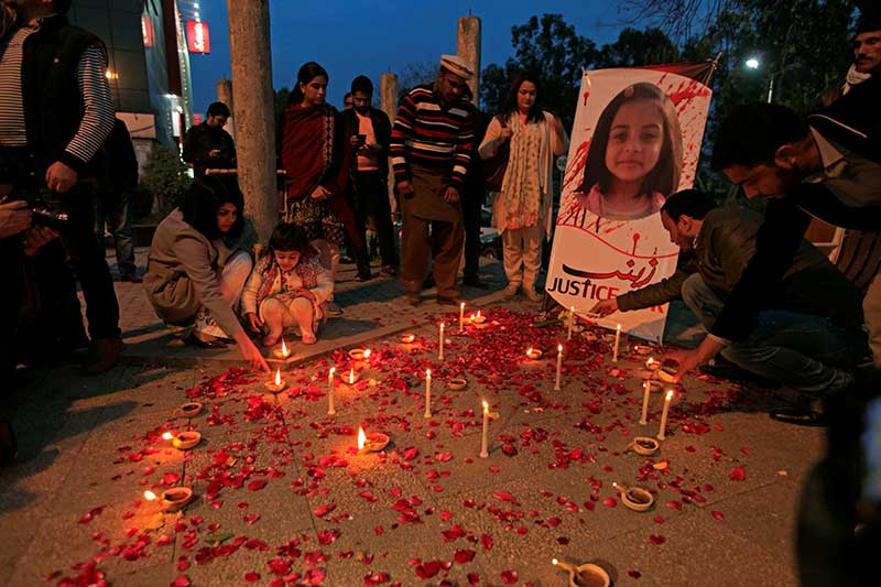 A Young Girl's Rape And Murder Have Catalyzed Countrywide Outrage In Pakistan