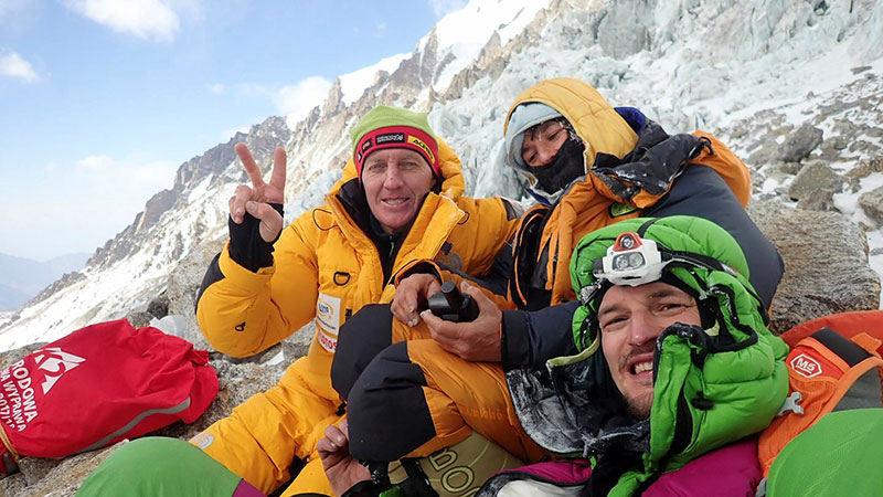 Polish Climbers Scale Pakistan's 'Killer Mountain' to Rescue French Woman, Pole