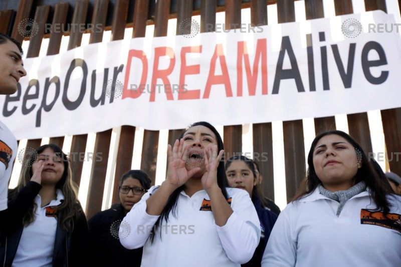 Any deal on DACA must include additional border security, immigration reforms