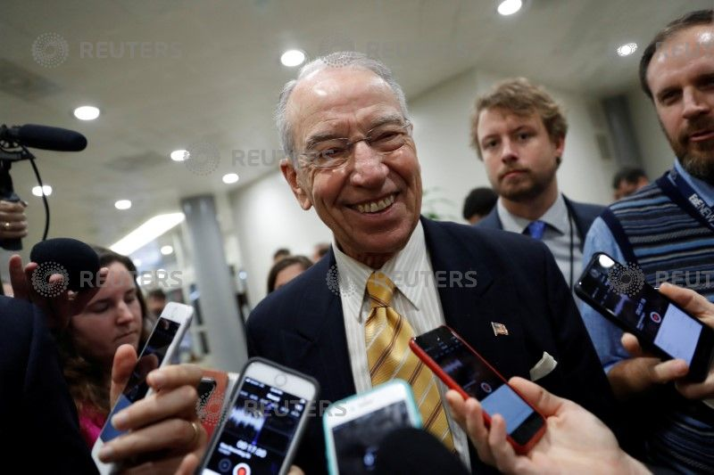 Grassley, Graham call for investigation into