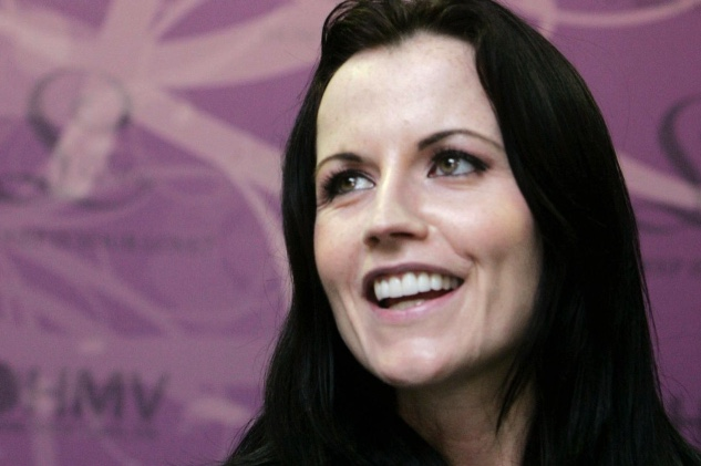 O'Riordan, lead singer of The Cranberries, dies at 46