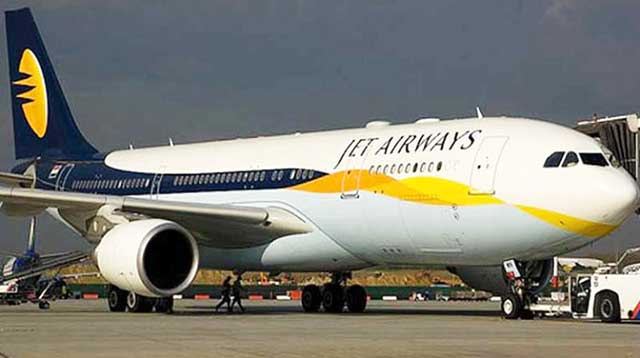 Jet Airways Pilot Suspended After Slapping Co-Pilot During Flight to Mumbai