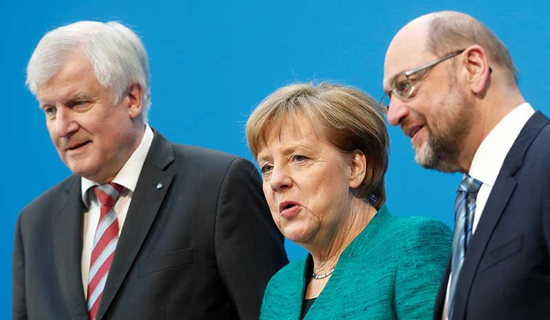 German SPD leader Schulz gives up on plan to become foreign minister