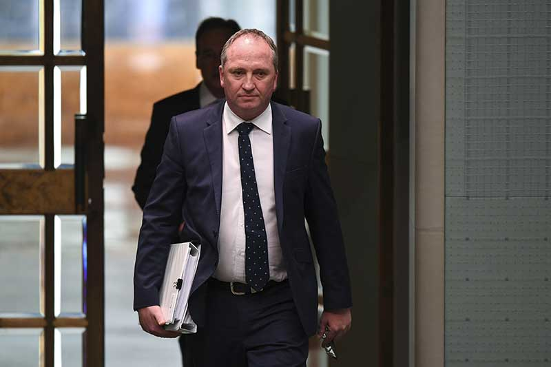High-Level Affair Erupts Into Open Conflict Between Australian Premier And His Deputy