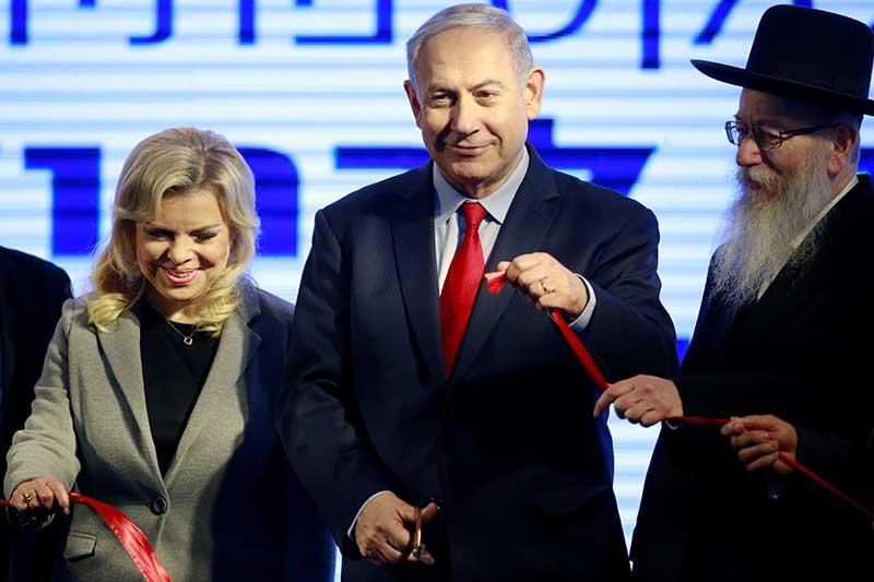 Cops suspect Israeli leader's close confidant tried to bribe judge