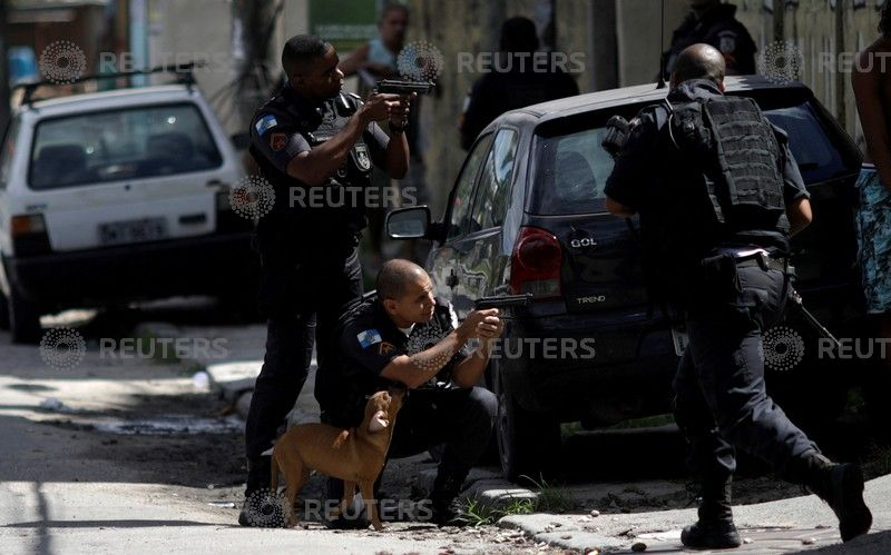 Michel Temer signs security decree to stem Rio violence