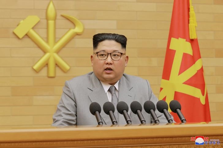 North Korea Reportedly Sending Missile, Chemical Weapons Parts To Syria