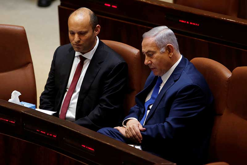 Israeli ministers advance bill in bid to prevent early polls