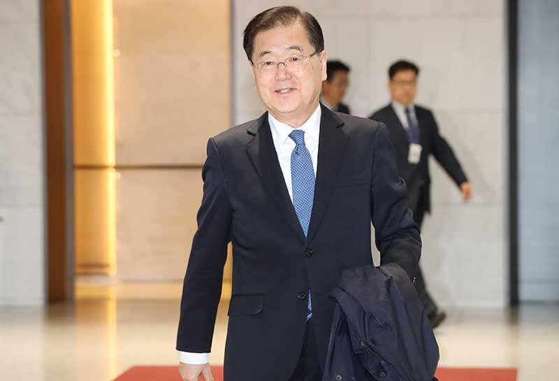NKorean diplomat heads to Finland for talks with US, SKorea