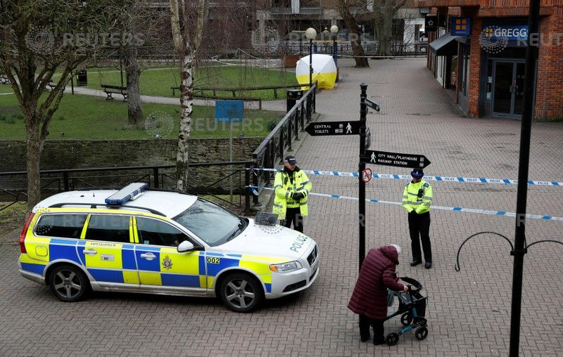 United Kingdom  says it is too early to pin blame in Skripal poisoning