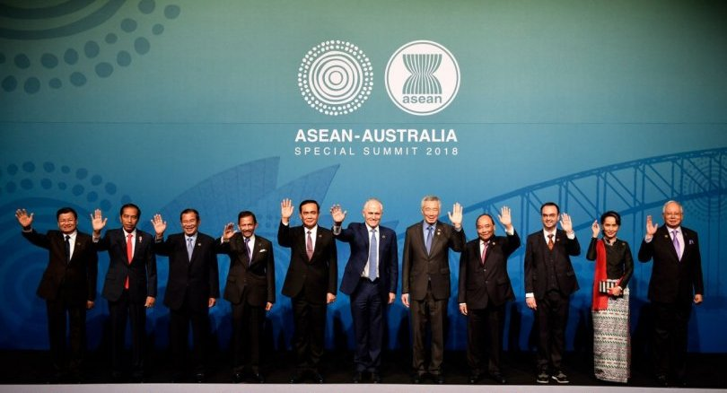 Jokowi asks Australian businesses to invest in ASEAN tourism